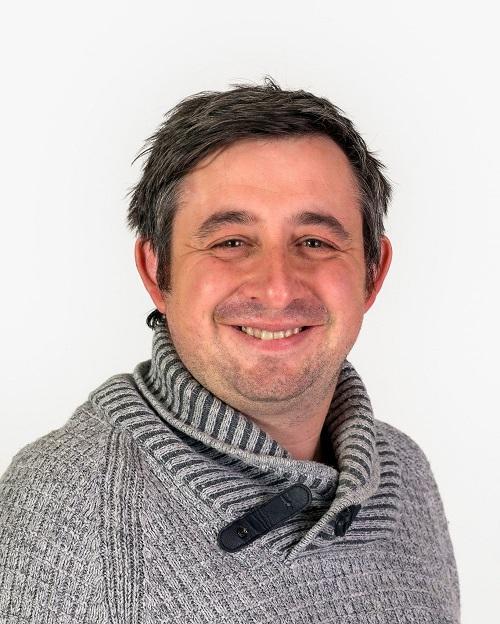 Michael Hutley - 34 år