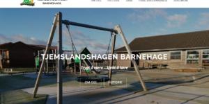 Ny hjemmeside - Februar 2021